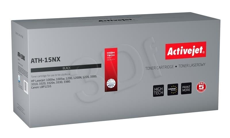 ActiveJet ATH-15NX [AT-15NX] toner laserowy do drukarki HP (zamiennik C7115X)