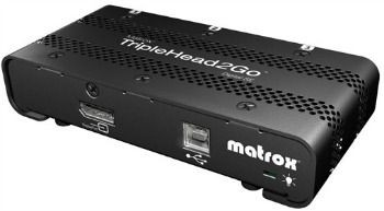 Matrox TripleHead2Go, Digital SE, Retail