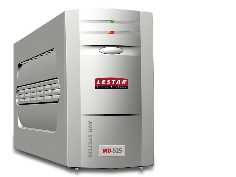 Lestar UPS L-INT MD-525 300W AVR 3+1xIEC USB RJ LED GR