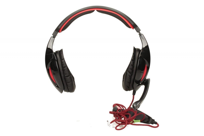 ModeCom Słuchawki nagłowne z mikrofonem dla graczy MC- 830 PATRIOT