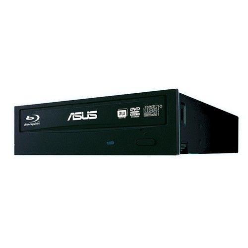 Asus nagrywarka Blu-Ray BW-16D1HT, 16x, SATA, czarny, bulk