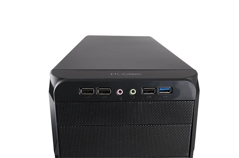 ModeCom Obudowa A34 USB 3.0 BLACK noPSU