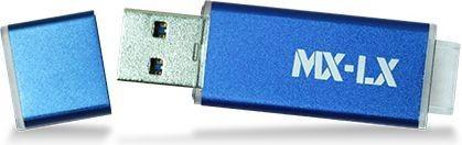 Mach Xtreme LX 32GB USB3.0 170/45 MB/s aluminium - Blue