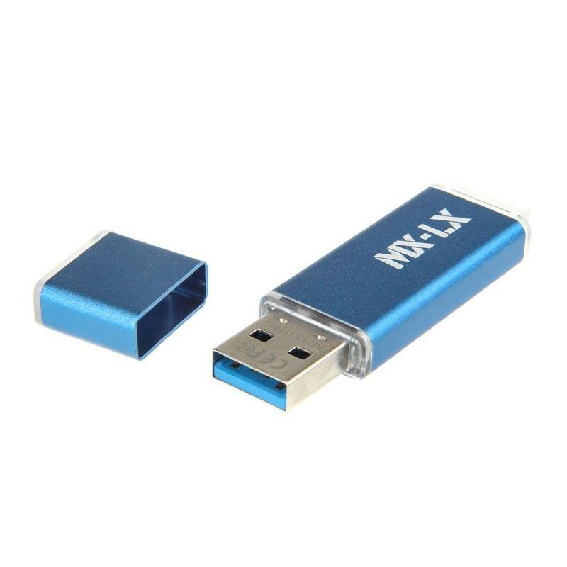 Mach Xtreme LX 256GB USB3.0 220/140 MB/s aluminium - Blue