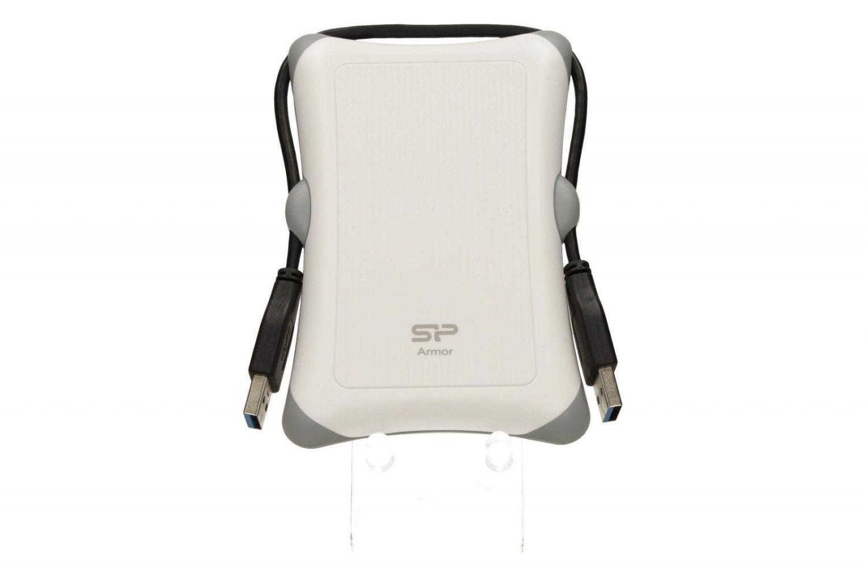 Silicon-Power Dysk zewnętrzny Armor A30 2.5'' 1TB USB 3.0, Anti-shock, Biały