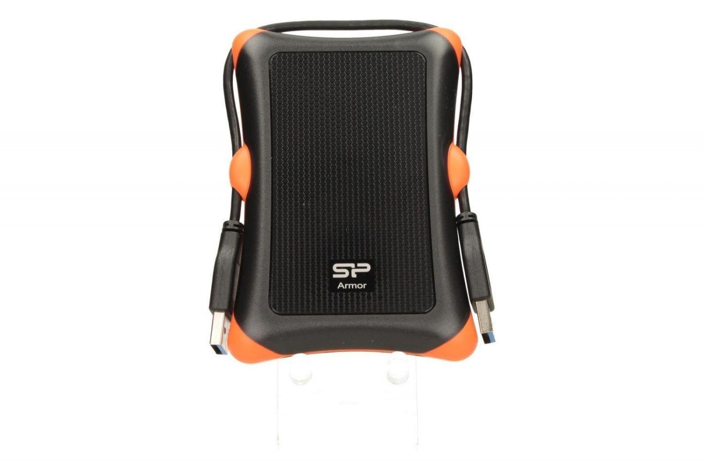 Silicon-Power ARMOR A30 1TB USB 3.0 BLACK / PANCERNY / wstrząsoodporny