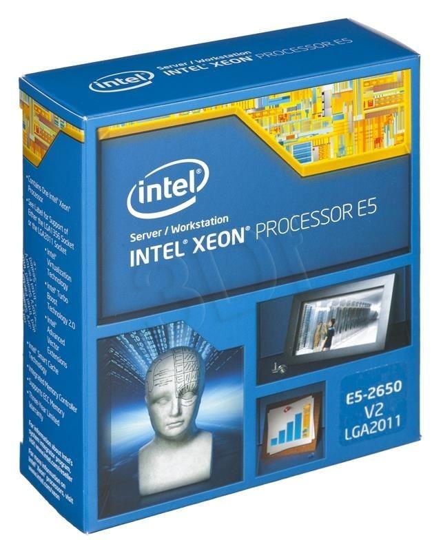 Intel Procesor Xeon E5-2650 v2 2600MHz 2011 Box