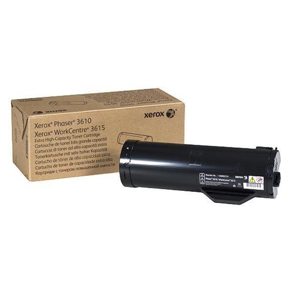 Xerox Toner black | 25 300str | Phaser 3610/3615