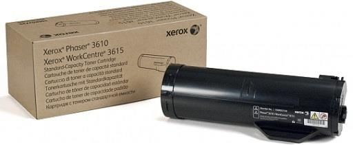 Xerox Toner black | 5 900str | Phaser 3610/3615