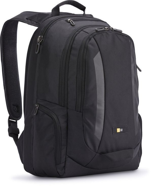 "Case Logic Nylon Professional 15.6 "", Black, Backpack, Nylon"