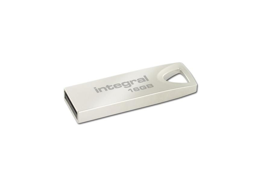 Integral pamięć USB 16GB ARC, metalowy