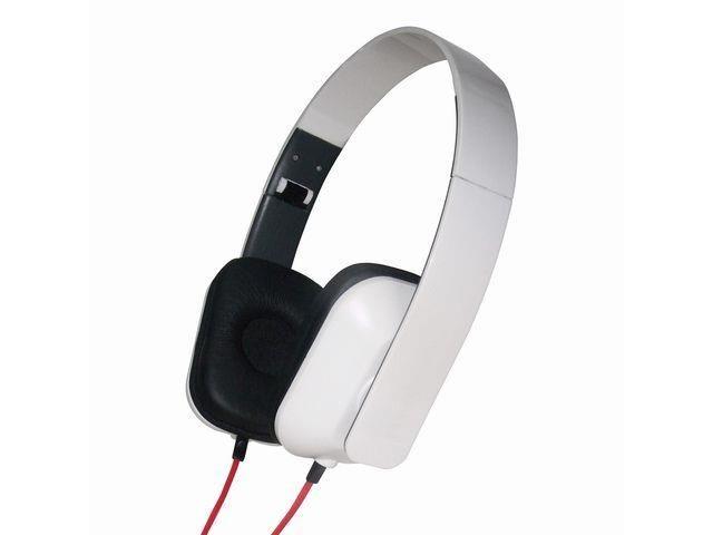 Gembird słuchawki stereofoniczne MHP-FCO-GW, glossy white