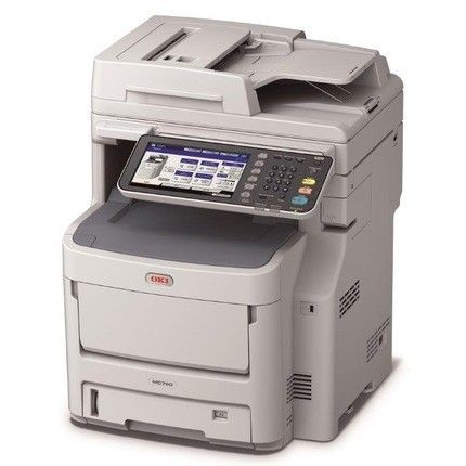 OKI Urządzenie wielofunkcyjne MC760dnfax
