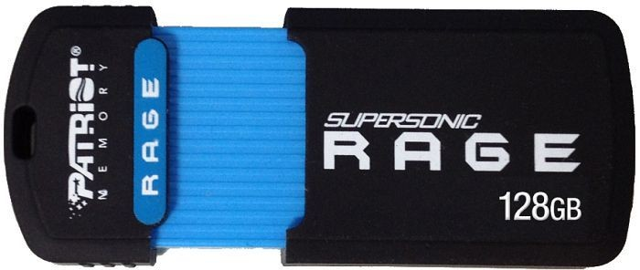 Patriot flashdrive Supersonic Rage Series 128GB USB 3.0