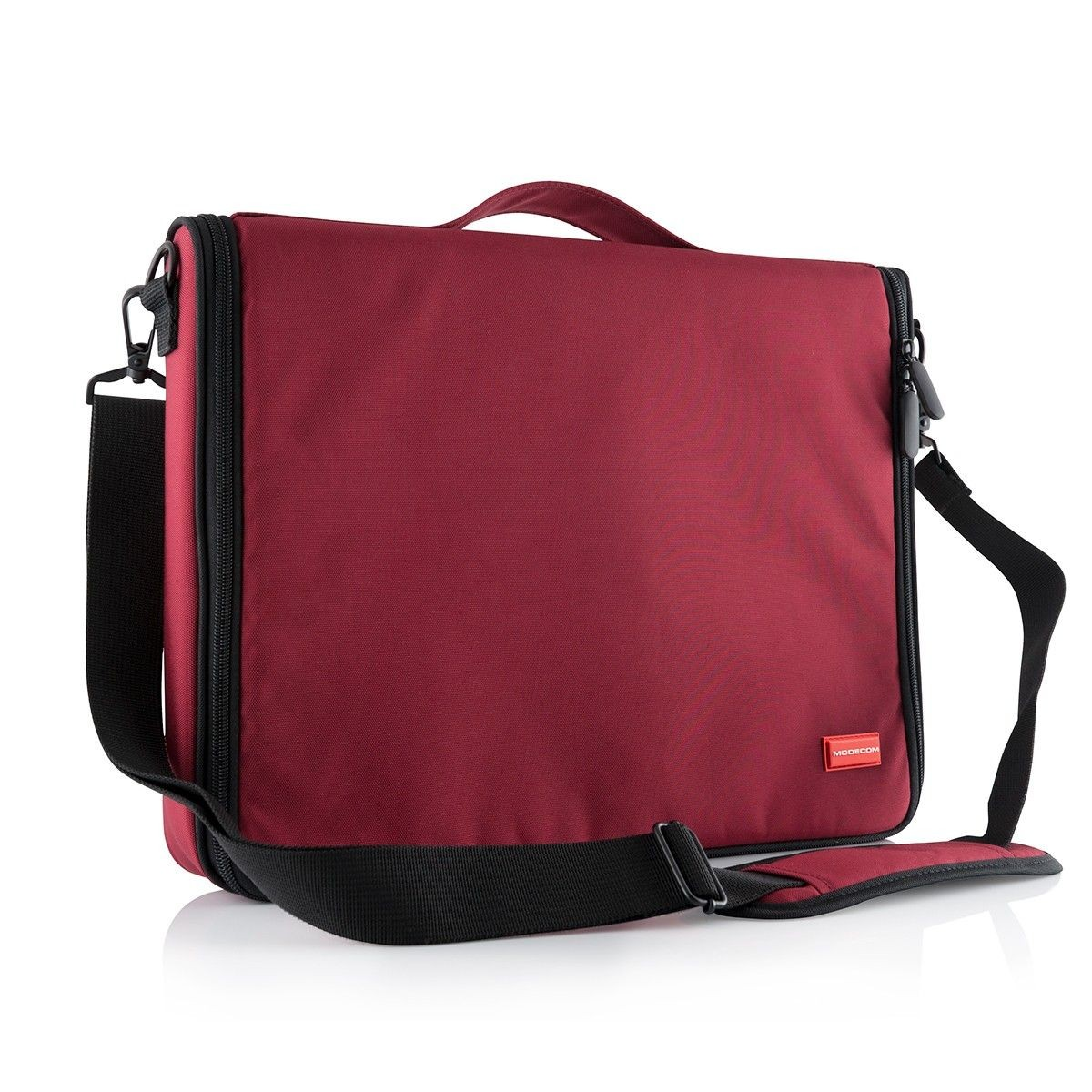 ModeCom Torba TORINO 15,6 do Laptopa 15,6'' Czerwona