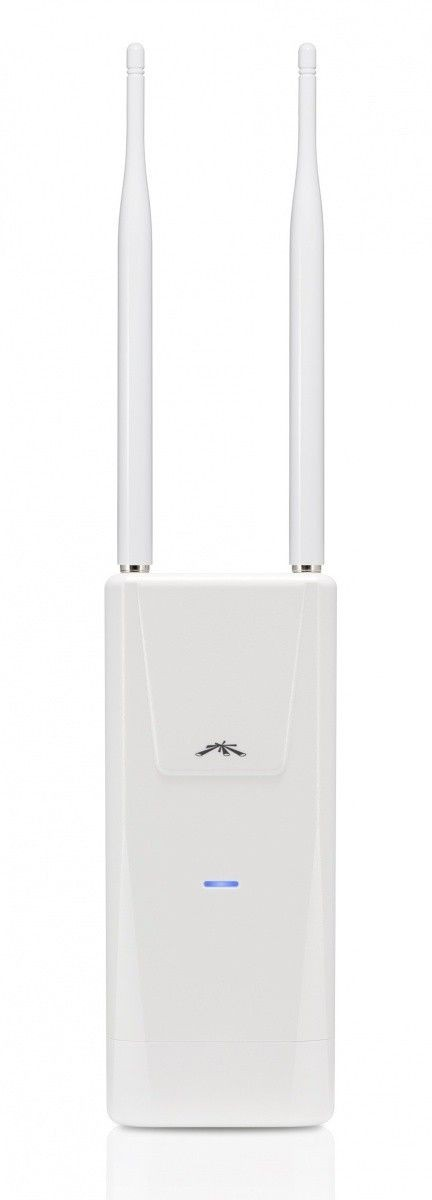 Ubiquiti Networks Ubiquiti UniFi Access Point Outdoor+ 2.4GHz, 802.11b/g/n, 300 Mbps, 48V PoE
