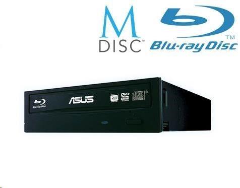 Asus Napęd optyczny Blu-ray Combo Wewnętrzny PC SATA Czarny