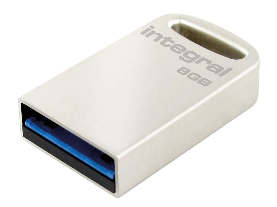 Integral pamięć USB 3.0 metal Fusion 8GB transfer do 80 MB/s