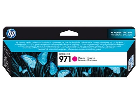 HP Wkład atramentowy HP 971 magenta | Officejet Pro X-Series
