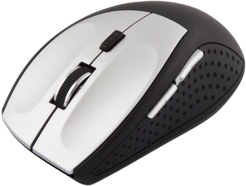 Esperanza Myszka Bluetooth EM123S | DPI 1000/1600/2400 | 6D - 6 przycisków