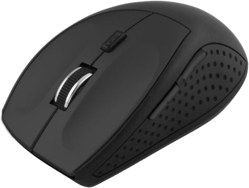 Esperanza Myszka Bluetooth EM123K | DPI 1000/1600/2400 | 6D - 6 przycisków