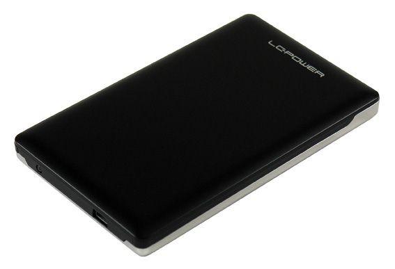 LC-Power OBUDOWA 2,5' SATA LC-25U3-CAPELLA USB 3.0 ULTRA SLIM 6,35 cm