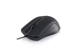 ModeCom Przewodowa Mysz Optyczna MC-M9 Black OEM bez Logo