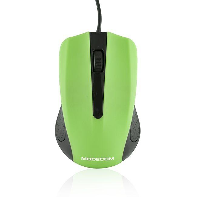 ModeCom Przewodowa Mysz Optyczna MC-M9 Green
