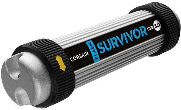 Corsair pamięć USB Survivor Ultra Rugged 128GB USB 3.0 wstrząso/wodoodporny
