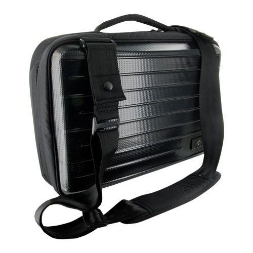 4World Plecak Hard Case Slim Pdo notebooka 15.6'', 450x320x100mm, czarny