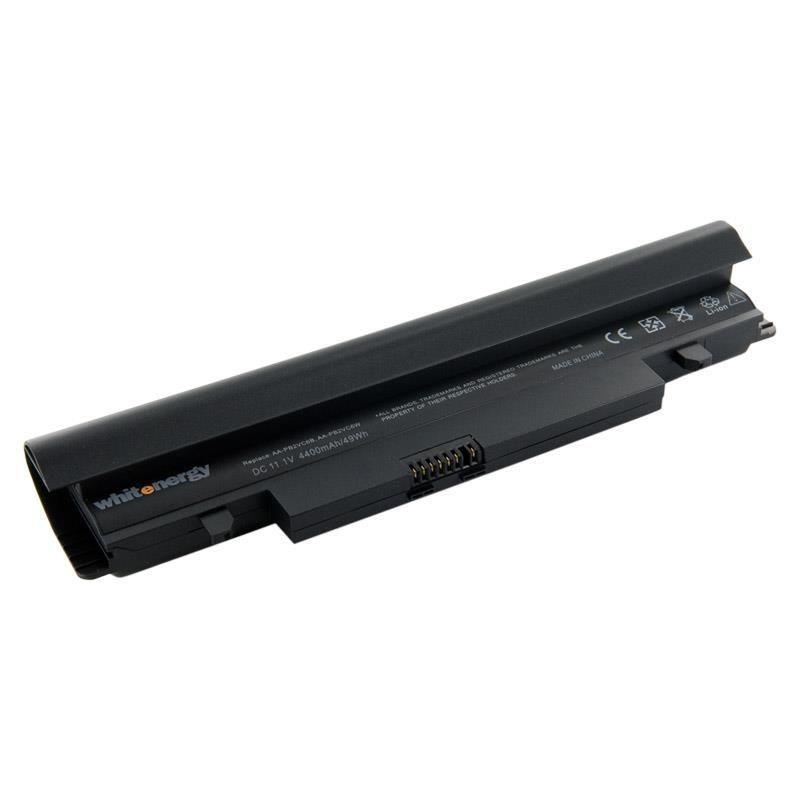 Whitenergy bateria Samsung N148 11.1V Li-Ion 4400mAh czarna
