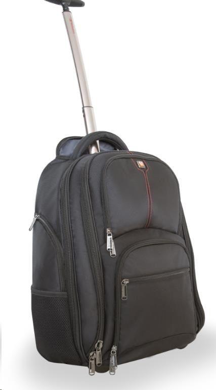 Verbatim PARIS 17'' Plecak podróżny na kółkach na notebook