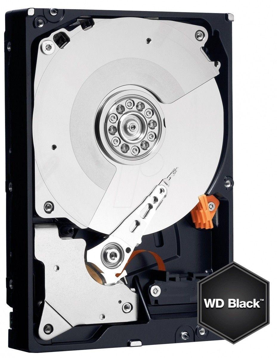 Western Digital Dysk twardy WD Black, 3.5'', 1TB, SATA/600, 7200RPM, 64MB cache