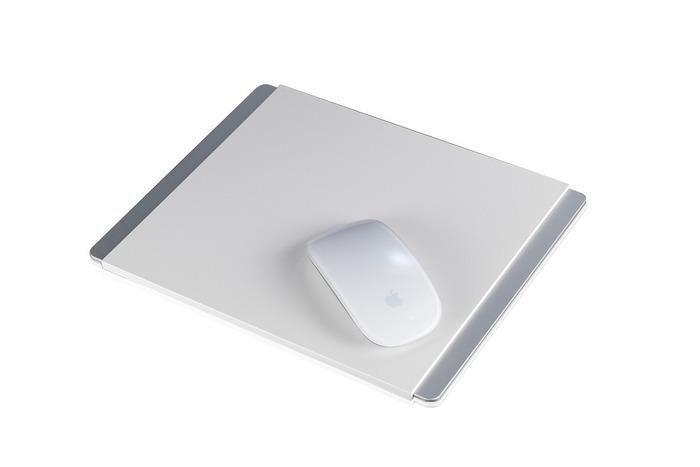 JustMobile Podkładka pod mysz, aluminium, MP-168