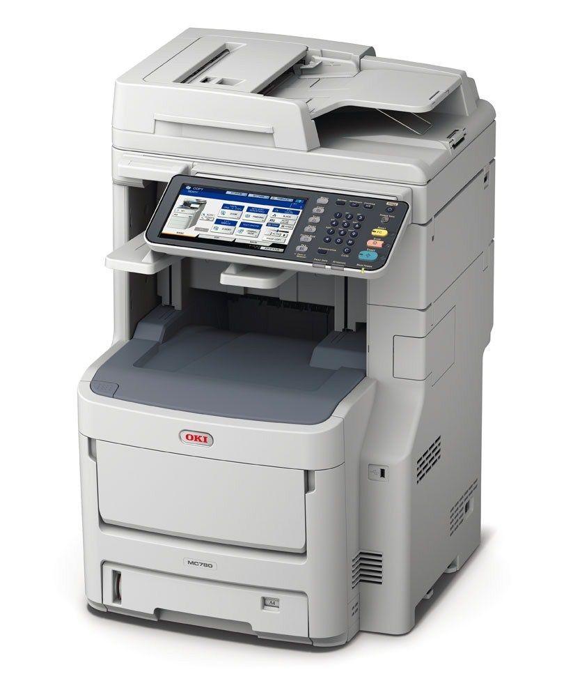 OKI Urządzenie wielofunkcyjne MC780dfnfax