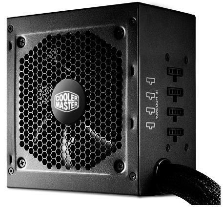 Cooler Master zdroj Cooler Master GM 650W aPFC v2.3, 12cm fan, 80 Plus Bronze, modular