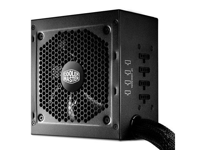 Cooler Master zasilacz ATX G750M 750W, Aktywne PFC 80 PLUS Bronze