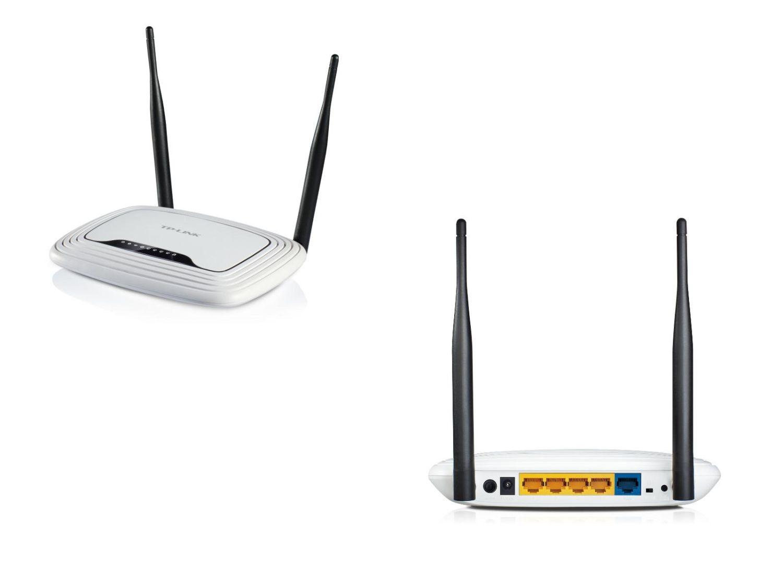 TP-Link Router TP-Link TL-WR841N PL Wi-Fi N300 2-anteny