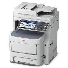 OKI Urządzenie wielofunkcyjne MB760dnfax