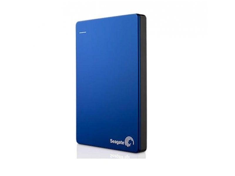 Seagate Dysk zewnętrzny Backup Plus; 2,5'', 1TB, USB 3.0, niebieski