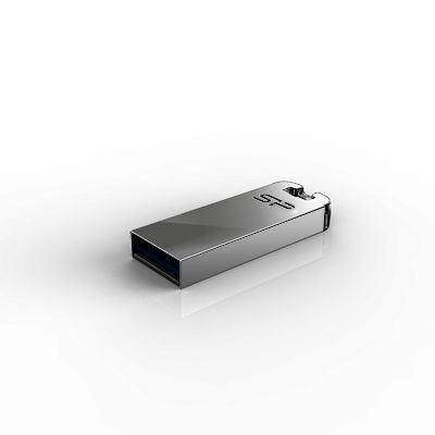 Silicon-Power TOUCH T03 8GB USB 2.0 METAL/WATER,SHOCK,DUST PROOF