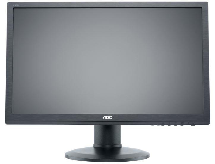 AOC Monitor AOC I2460PXQU 24inch, 1920x1200, DVI/HDMI/DP, reg. Wysokości, głośniki