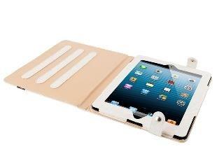 ModeCom Futerał na iPad 2/3 California Young Biały