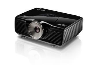 BenQ Projector W7500; DLP; full HD; 2000 ANSI; 50000:1; 2D-3D conversion