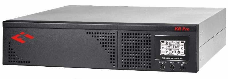 Fideltronik UPS Fideltronik-Inigo Lupus KR PRO On-line 3000 Rack (z bateriami)