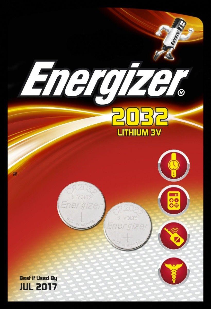 Energizer Bateria Spec. CR 2032 /2szt.