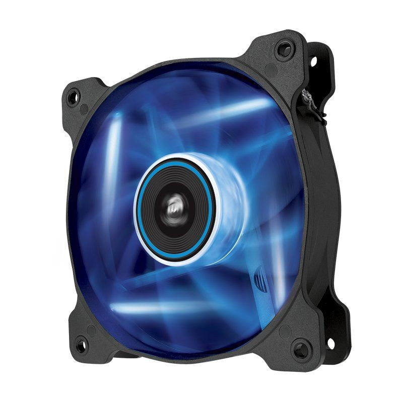 Corsair wentylator AF120 High Airflow Fan 120mm 3 pin niebieski LED, single