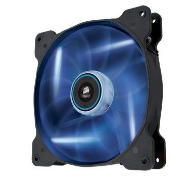 Corsair wentylator AF140 High Airflow Fan 140 mm 3 pin niebieski LED single pack