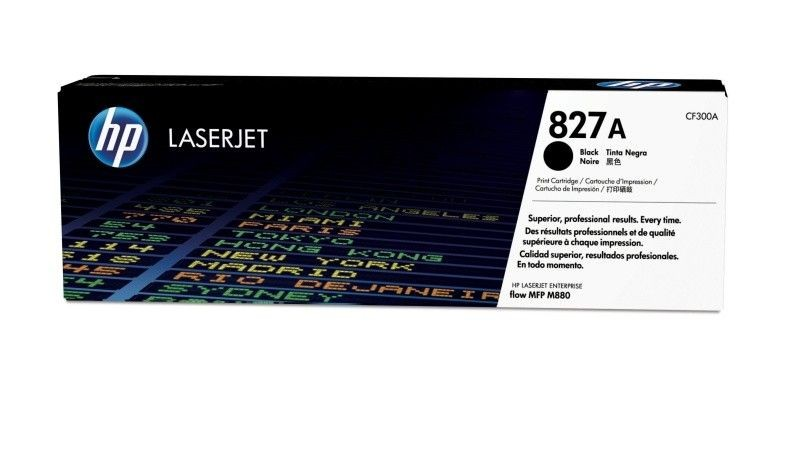 HP Toner HP 827A Black
