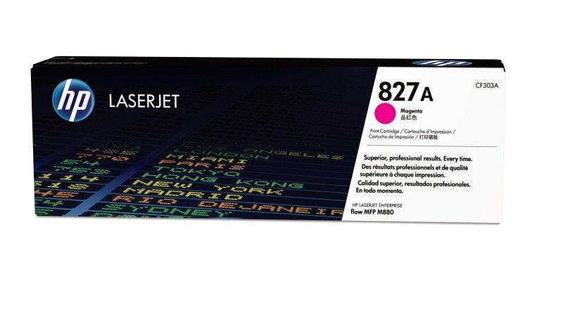 HP Toner HP 827A Magenta